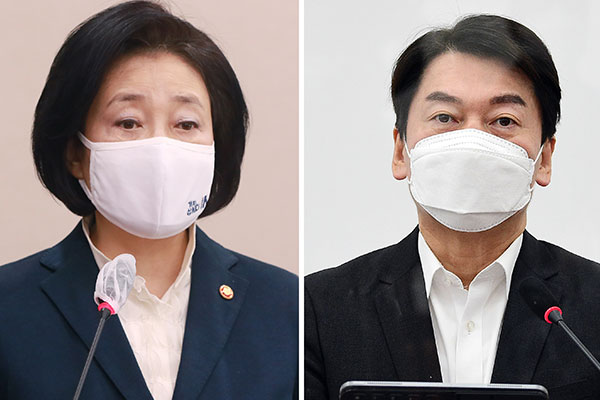 雅诗-韩朝野正式打响4.7首尔和釜山市长补选之战