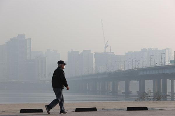 韩首都圈今春首次启动应急减排措施