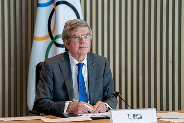 Томас Бах переизбран президентом МОК на новый срок