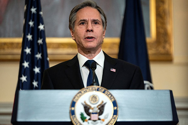 Госсекретарь и министр обороны США посетят РК 17-18 марта