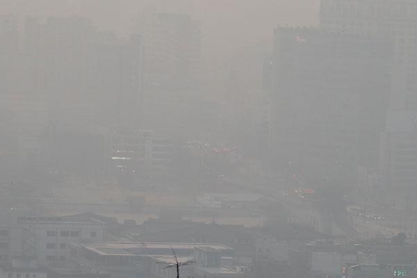 Emergency Fine Dust Measures Enforced in Capital Region