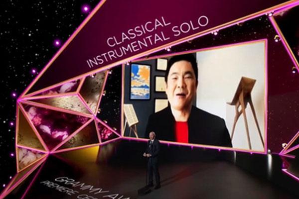 Violist Richard Yong-Jae O'Neill Wins First Grammy