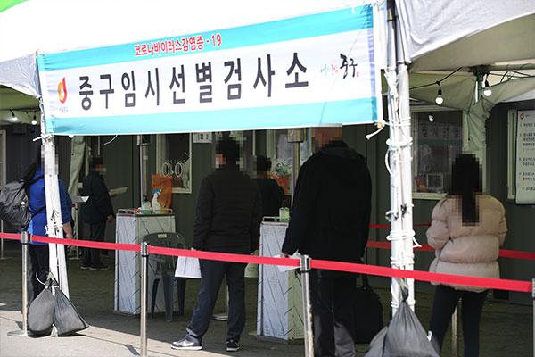 韩首都圈采取特别防疫对策
