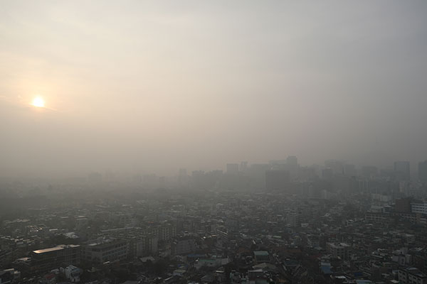 S. Korea to Launch Public Service to Provide Satellite-backed Air Quality Data