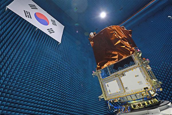 韓国の次世代中型衛星1号、20日午後3時7分打ち上げへ 国土交通部