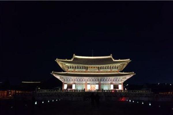 Palast Gyeongbok ab Donnerstag auch abends zugänglich