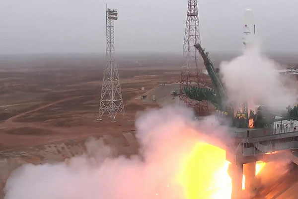 S. Korea's Next-Generation Observation Satellite Successfully Launched