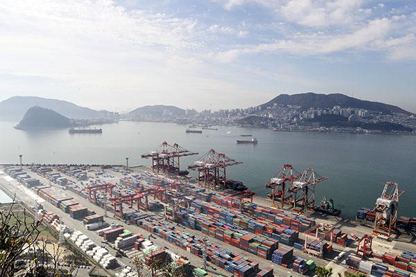 В первом квартале экспорт достиг рекордной отметки