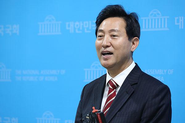 Wahltagsbefragung: Oh Se-hoon gewinnt Bürgermeisterwahl in Seoul