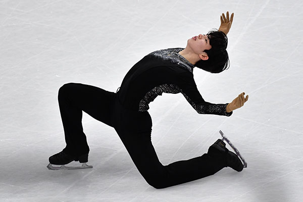 フィギュアスケート世界選手権 チャ・ジュンファンが初のトップ10入り