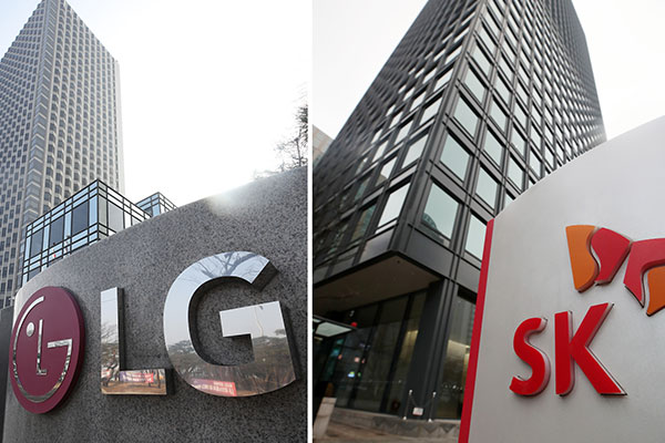 LG, SK Reach Last-minute Settlement in Battery Dispute