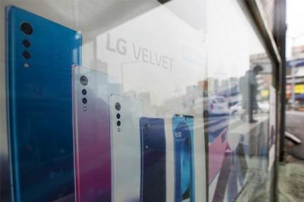 LG電子 スマートフォン事業から撤退へ 累積赤字で