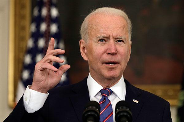Biden: US Not Ready to Send Vaccines Overseas