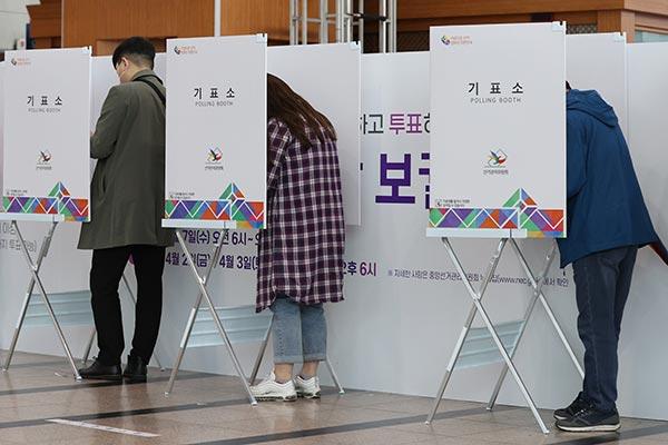 4.7再选补选预先投票率达20.54%  创新高