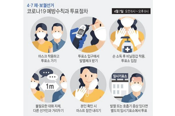 Pemilihan Sela Korea Selatan Digelar Tanggal 7 April