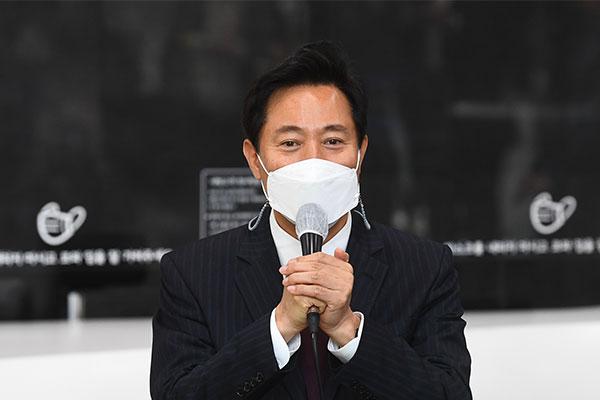 呉世勲ソウル市長  朴元淳前市長のセクハラ問題を謝罪「再発防止に努める」