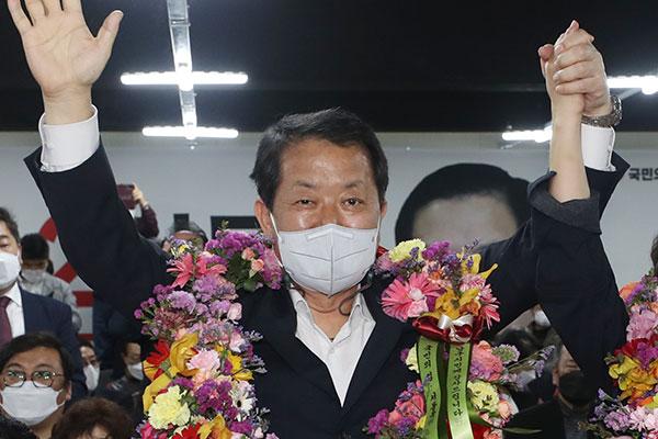 Oppositionspartei PPP gewinnt auch Wahlen für kommunale Verwaltungschefs in Ulsan und Euiryeong