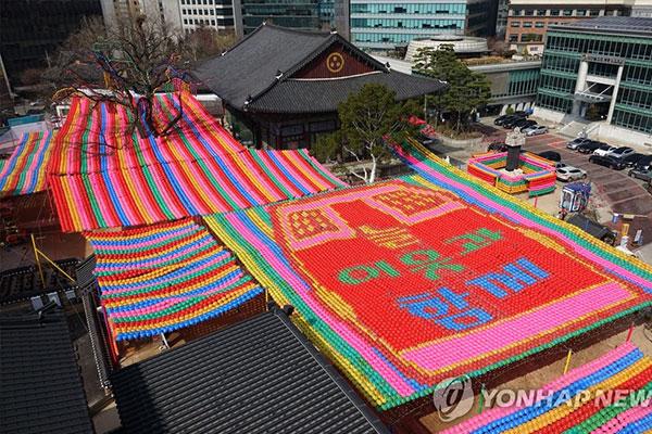 Auch dieses Jahr keine Laternenparade zu Buddhas Geburtstag