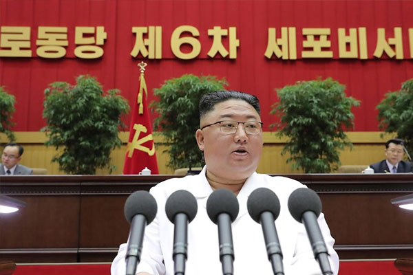 N. Korean Leader Decides Tougher 'Arduous March' amid Sanctions