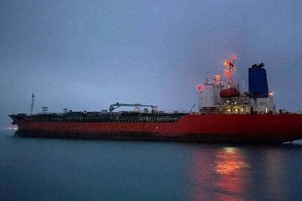 イラン、拿捕した韓国籍タンカーを解放 外交部が発表