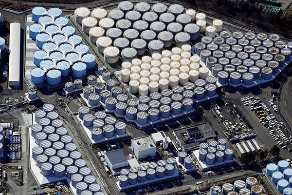 福島原発処理水の海洋放出決定 韓国政府、日本大使呼んで抗議