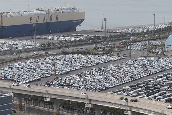 第一季度韩国国内汽车销量创历年同期最高纪录