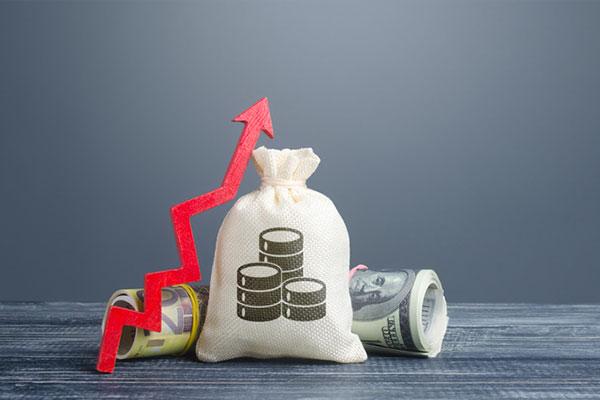今年2月份的货币流通量增加42万亿韩元