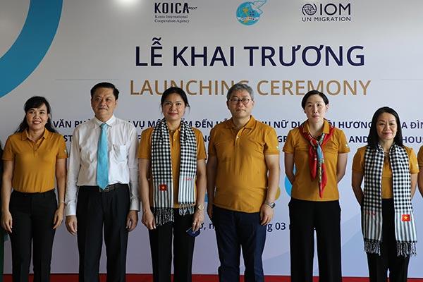 KOICA mở văn phòng tại Việt Nam hỗ trợ tái định cư cho phụ nữ di cư hồi hương