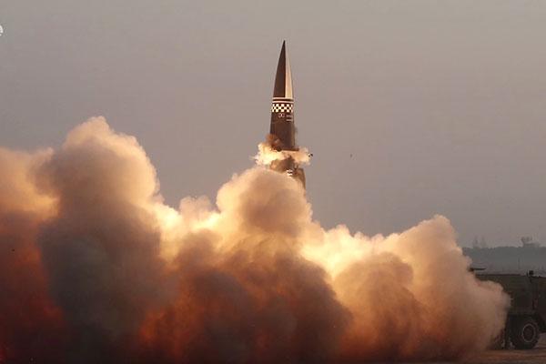 韓米シンクタンク 「北韓の核兵器、2027年には240以上」