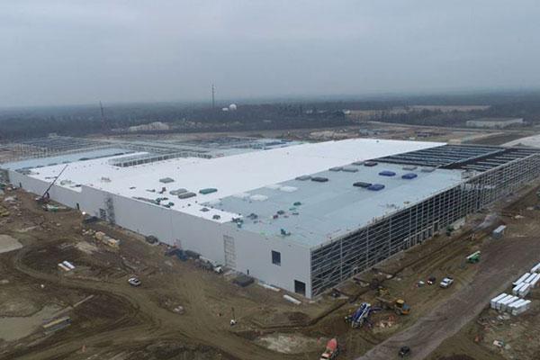 LG Energy Solution và GM chính thức công bố xây dựng nhà máy pin thứ hai tại Mỹ