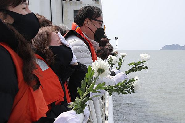 Corea conmemora el séptimo aniversario de la tragedia del Sewol