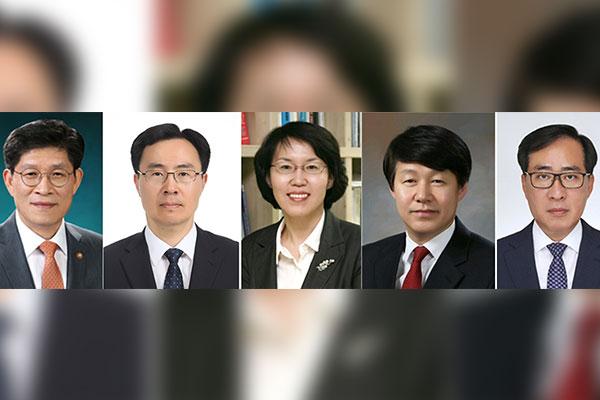 Moon Jae In reorganiza su gabinete