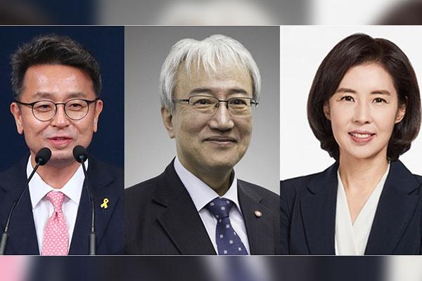 Presiden Moon Ganti Staf Kantor Kepresidenan Cheongwadae