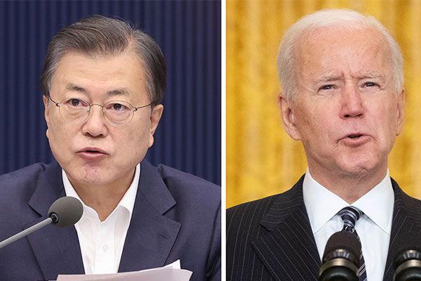 Президенты РК и США встретятся во второй половине мая в Вашингтоне