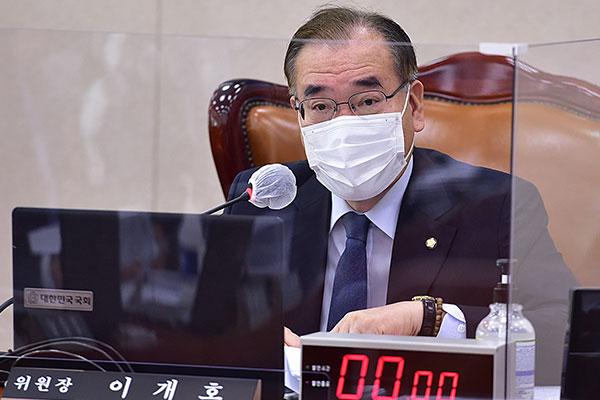 COVID-19 : un député du Minjoo testé positif, une première pour un élu