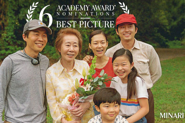 'Minari' Wins Artios Award from Casting Society of America
