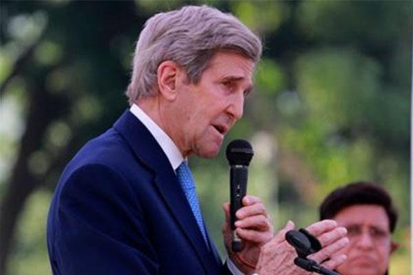 美总统气候特使约翰·克里:不宜介入日本处理核污水问题