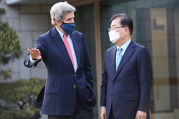Menlu Korsel Tidak Tentang Pembuangan Air Terkontaminasi Radioaktif Oleh Jepang, Jika Sesuai Standar IAEA