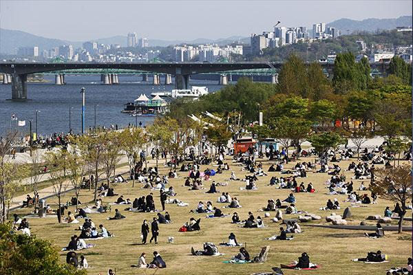 Météo : rien à déclarer dans le ciel sud-coréen