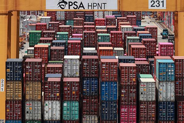 4月前20天韩出口额增45.4% 日均出口额增36.0%