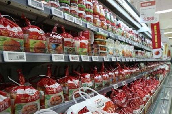 صادرات الكميتشي الكورية تسجل رقما قياسيا