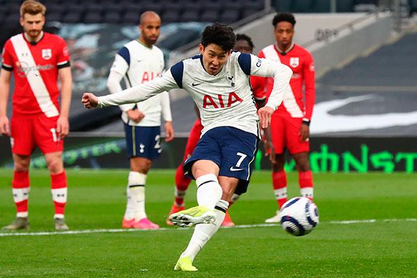 Son Heung-min Scores Premier League Career High 15th Goal