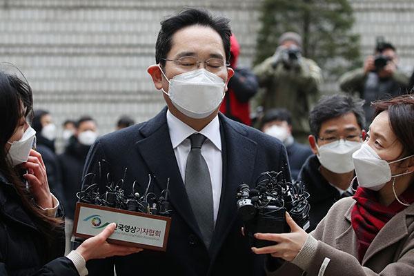 Wakil Ketua Samsung Electronics Hadiri Pengadilan Manipulasi Merger