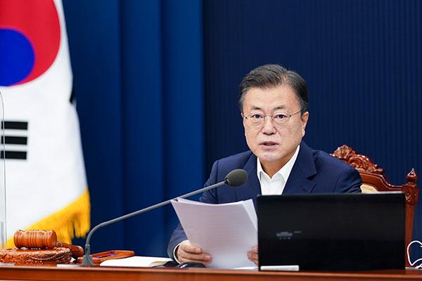 Anniversaire de l'accord de Panmunjom : Moon Jae-in plaide pour la reprise du dialogue avec Pyongyang