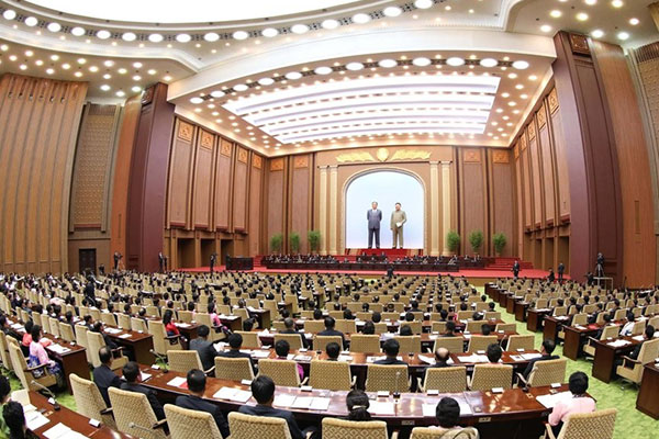 Miền Bắc xây dựng khu chế xuất gần biên giới Trung Quốc