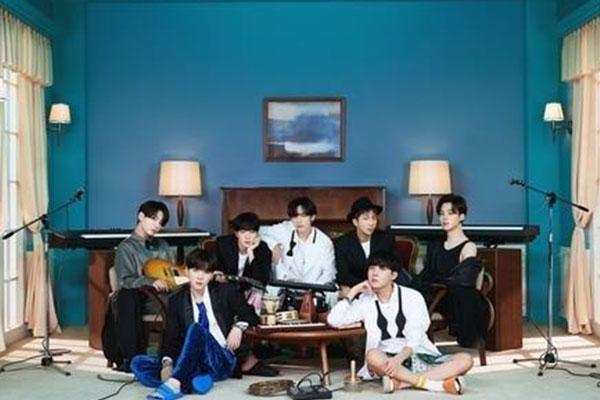 BTS nommé dans 4 catégories aux Billboards Music Awards