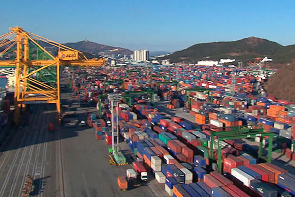 S. Korea's Exports Jump 81% in First 10 Days of May
