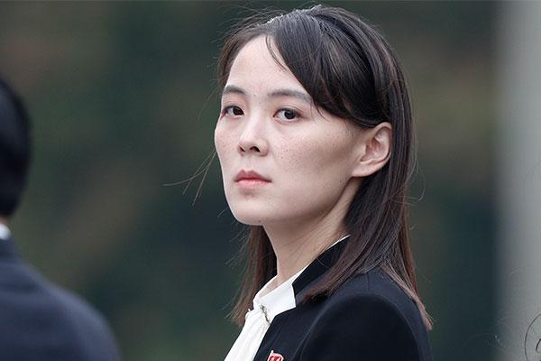 北韩发表谈话谴责韩美