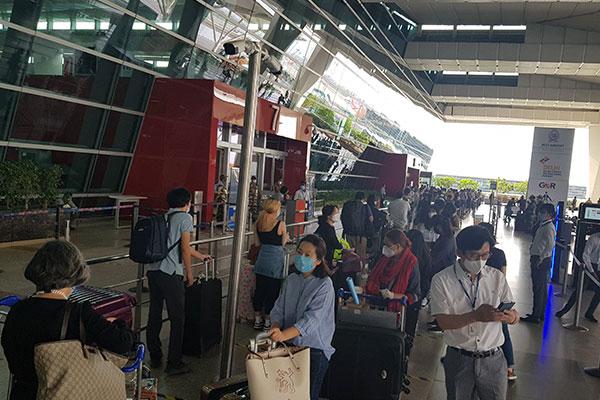 عودة 394 مواطنا كوريا من الهند في غضون هذا الأسبوع