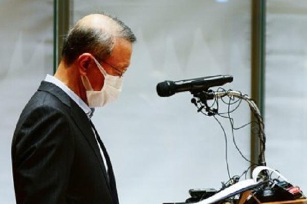 Pemimpin Perusahaan Namyang Chairman Mengundurkan Diri Setelah Klaim Salah Produk Pencegah COVID-19